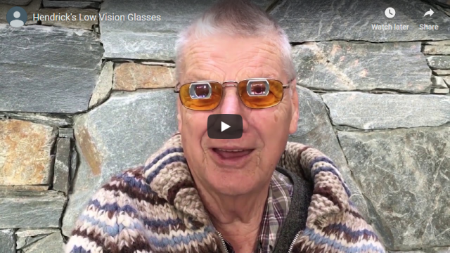 Screenshot 2019 03 27 Hendricks Low Vision Glasses   YouTube